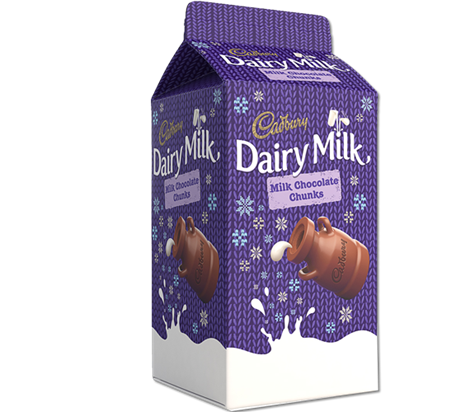 Start Your Chocolate Count Down To Christmas With Cadbury Dairy