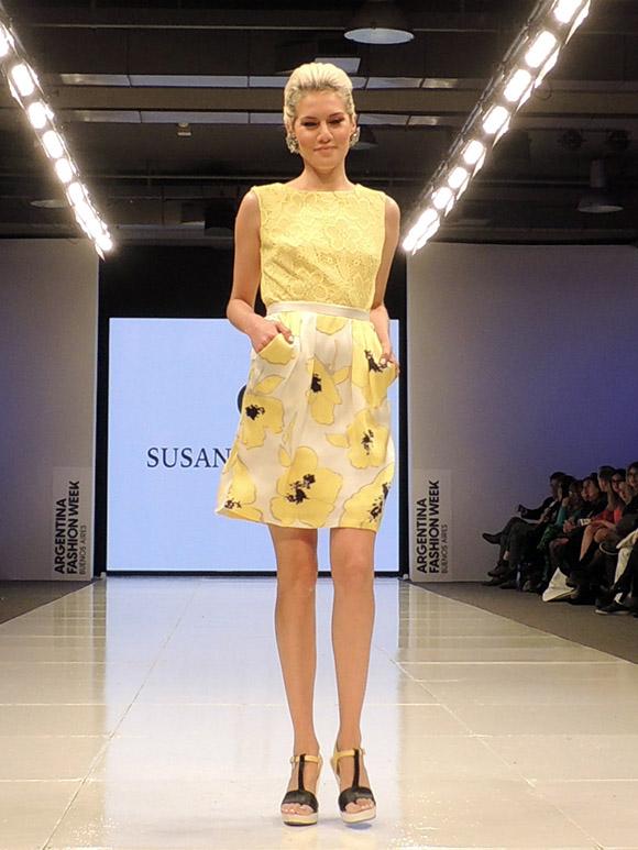 Susana Ortiz primavera verano 2015. Moda verano 2015.
