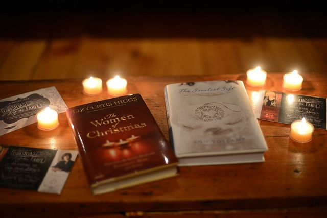 the women of christmas study outline