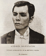 Andres Bonifacio, the Philippine Hero
