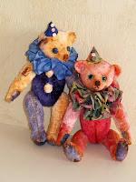 мишки-тедди Бома и Тома