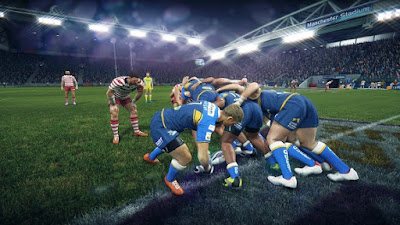 Rugby League Live 3 XBOX360-iMARS TERBARU 2016 screenshot 1