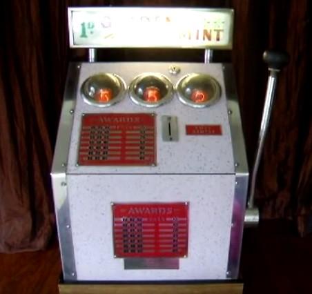 Слот-машина — Википедия