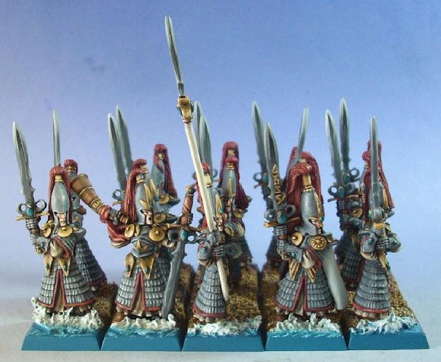 Expert Warhammer Fantasy painting