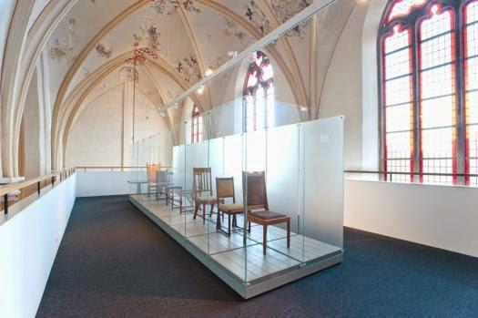 Dosis arquitectura una catedral siglo xv transformada en for Casa moderna zwolle