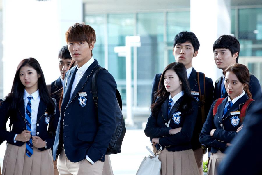 Kết quả hình ảnh cho Đồng phục học sinh Hàn Quốc