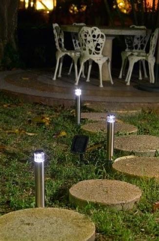 Oświetlenie Ogrodowe Solarne Rozjaśnij Swój Ogród Blog