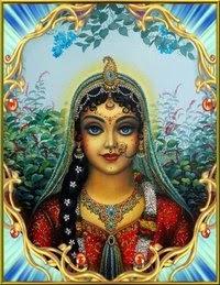 Sri Radha Rani Pranaam Mantra