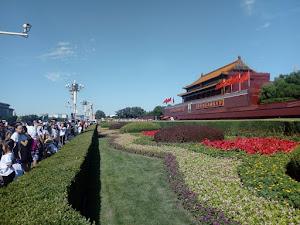 Piazza Tienanmen, Pechino (foto ap)
