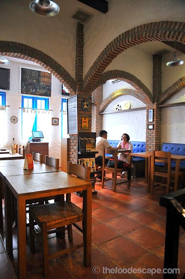 Mediterranean Tea Room Menu