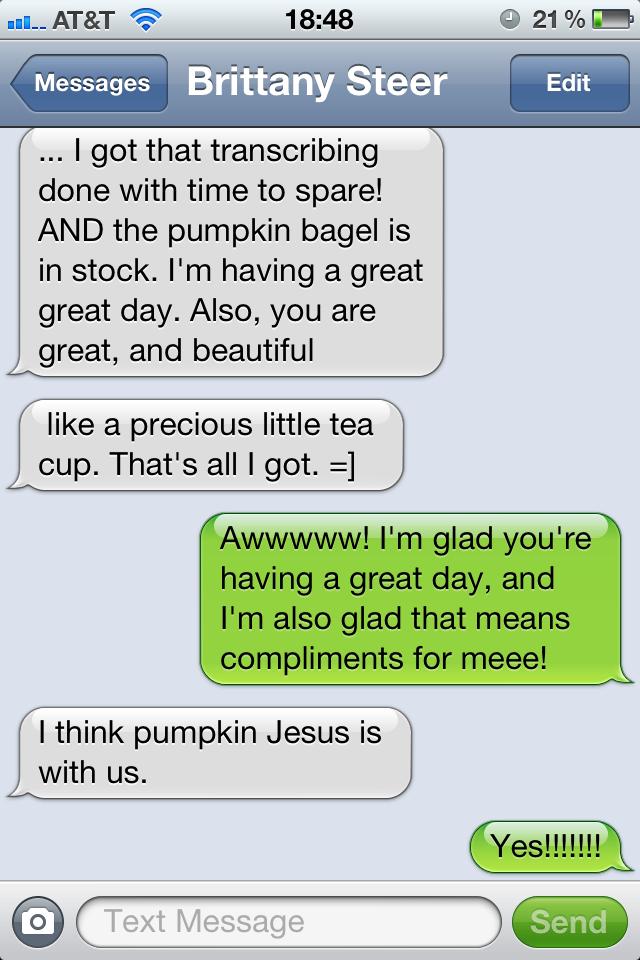 Great Facebook Conversations - CollegeHumor Post