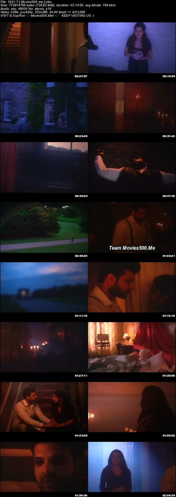 1921 (2018) Full Hindi Movie Download Pre DVDRip 700MB x264 Download