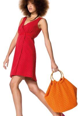 vestidos cortos verano 2012