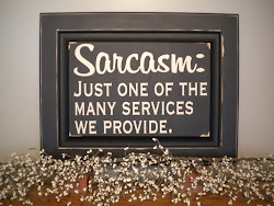 "sarcasm...18"" x 24""...SOLD"