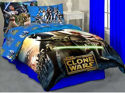 Decoraci n de dormitorios de star wars for Decoracion star wars