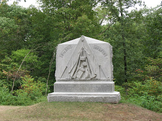 28th Ohio Monument