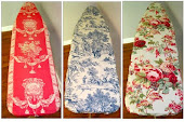 Dress Up Your Ironing Board