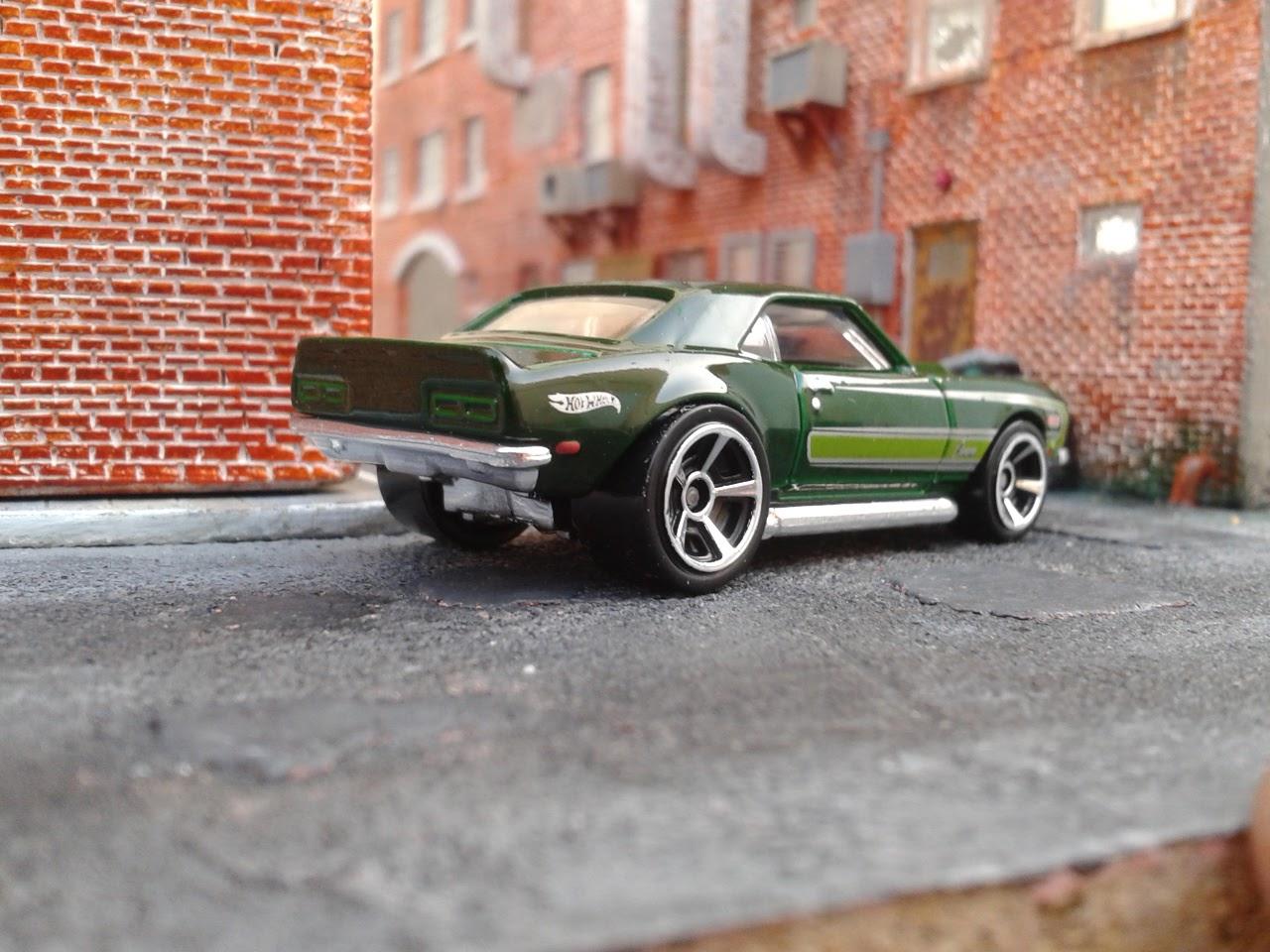 diecast cars habitat copo camaro 1968. Cars Review. Best American Auto & Cars Review