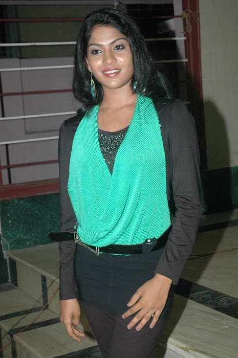 swasika in black dress at event hot photoshoot