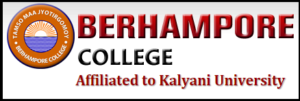 Berhampore Commerce College Online Admission 2015-2016 Academic Session Advertisement