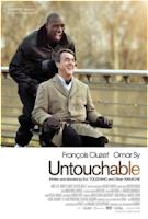 Cartell Intocable. Vuitena Nit Jove de Cinema Solidari. Girona.