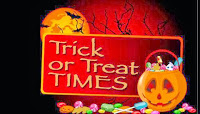 Indianapolis Indiana trick or treat times changed and updated