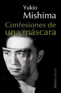 Confesiones de una máscara Yukio Mishima