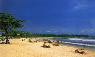 Visitindonesia; Kuta Beach, The Close Pop Beach Inwards Bali