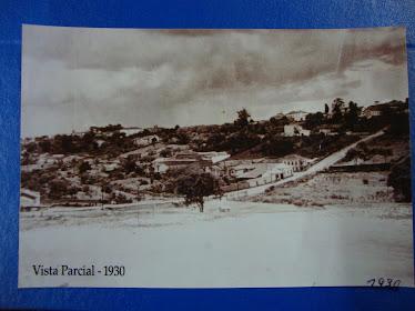 RUA ARTHUR BERNARDES EM 1930