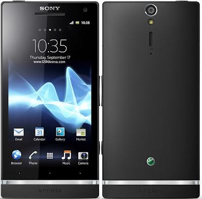 Sony Xperia S Arc HD Nozomi Ericsson
