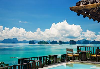 Six Senses Hotel, Koh Yao Noi, Thailand