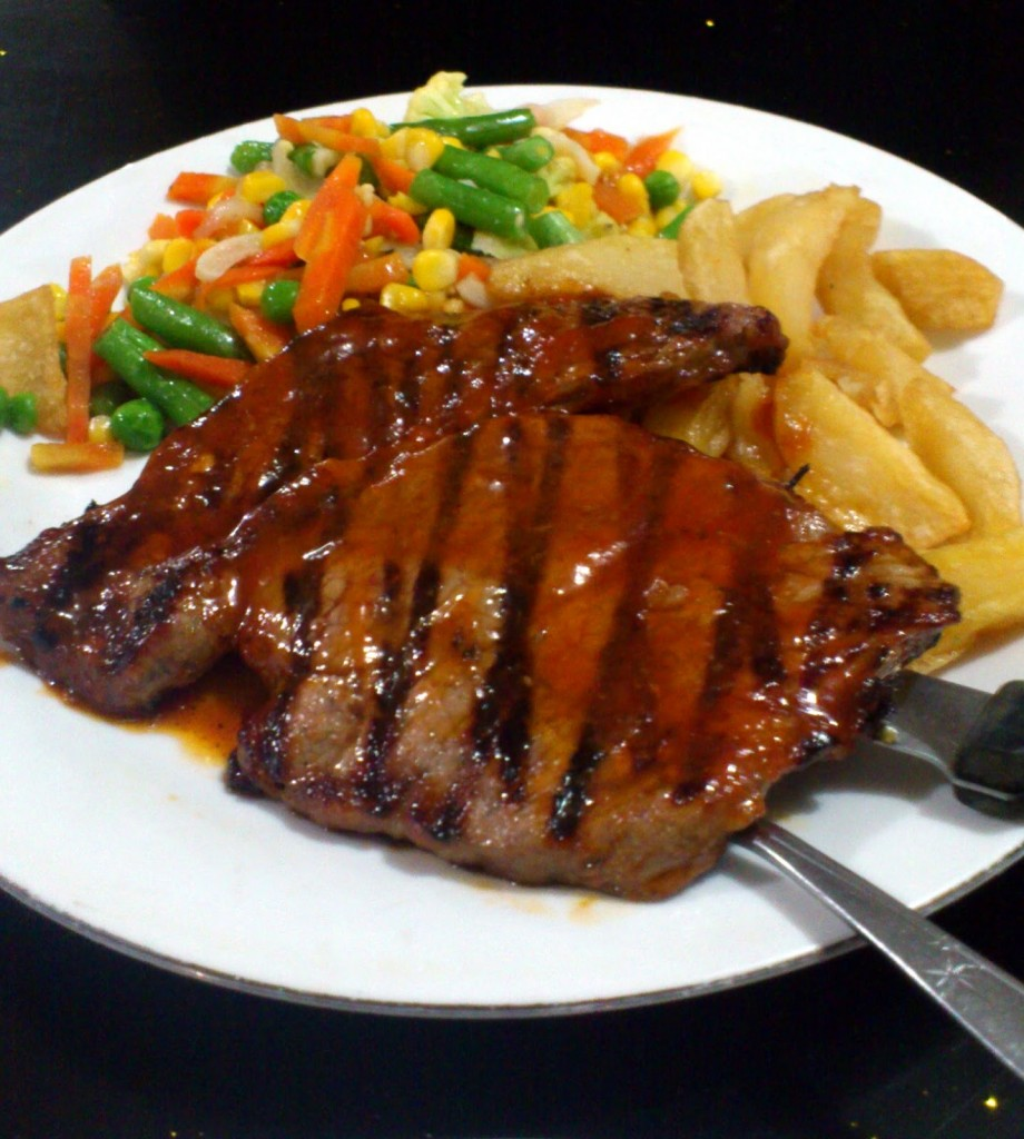 bumbu steak daging sapi sederhana