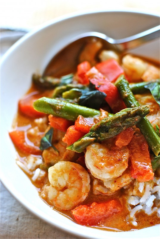 Thai Shrimp Curry 2 | Thailand Recipes