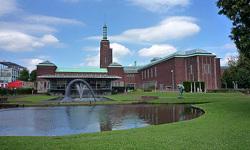 Exterior Museo Boijmans Van Beuningen