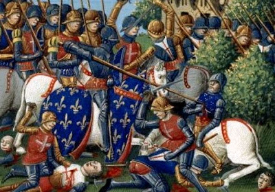War was a money-spinner for the rank-and-file soldier in the Late Middle Ages