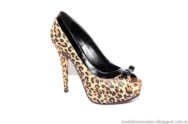 Zapatos Micheluzzi otoño invierno 2014 moda invierno 2014.