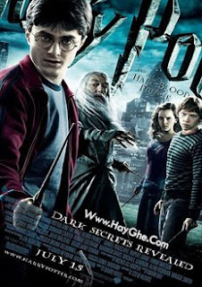Phim Harry Potter và Hoàng Tử Lai-Harry Potter and the Half-Blood Prince