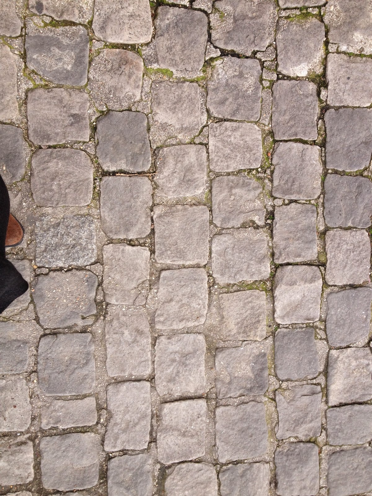 Stone Pavement In Paris : The history girls ways of seeing paris commune by