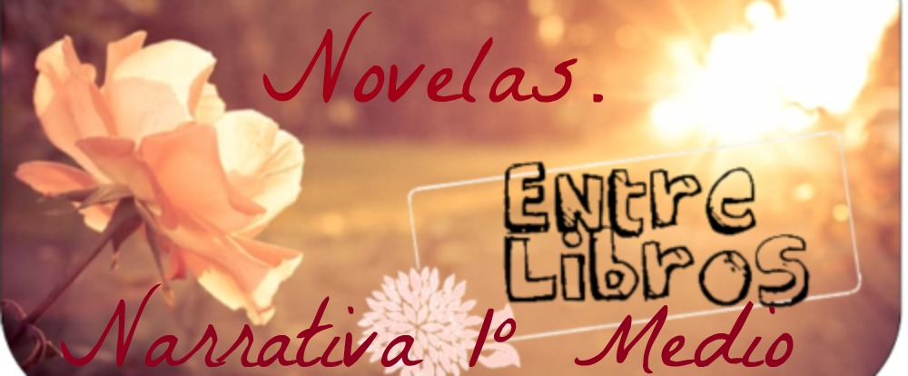 Narrativa 1º Medio- Novelas.