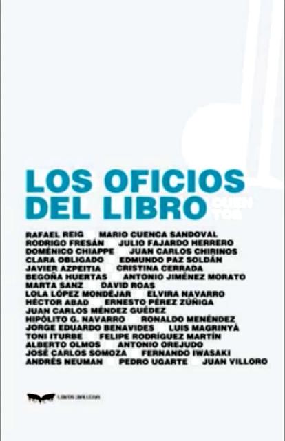 Los oficios del libro - 'La manzana de Nietzsche' (Madrid, Libros de la Ballena/UAM, 2011)