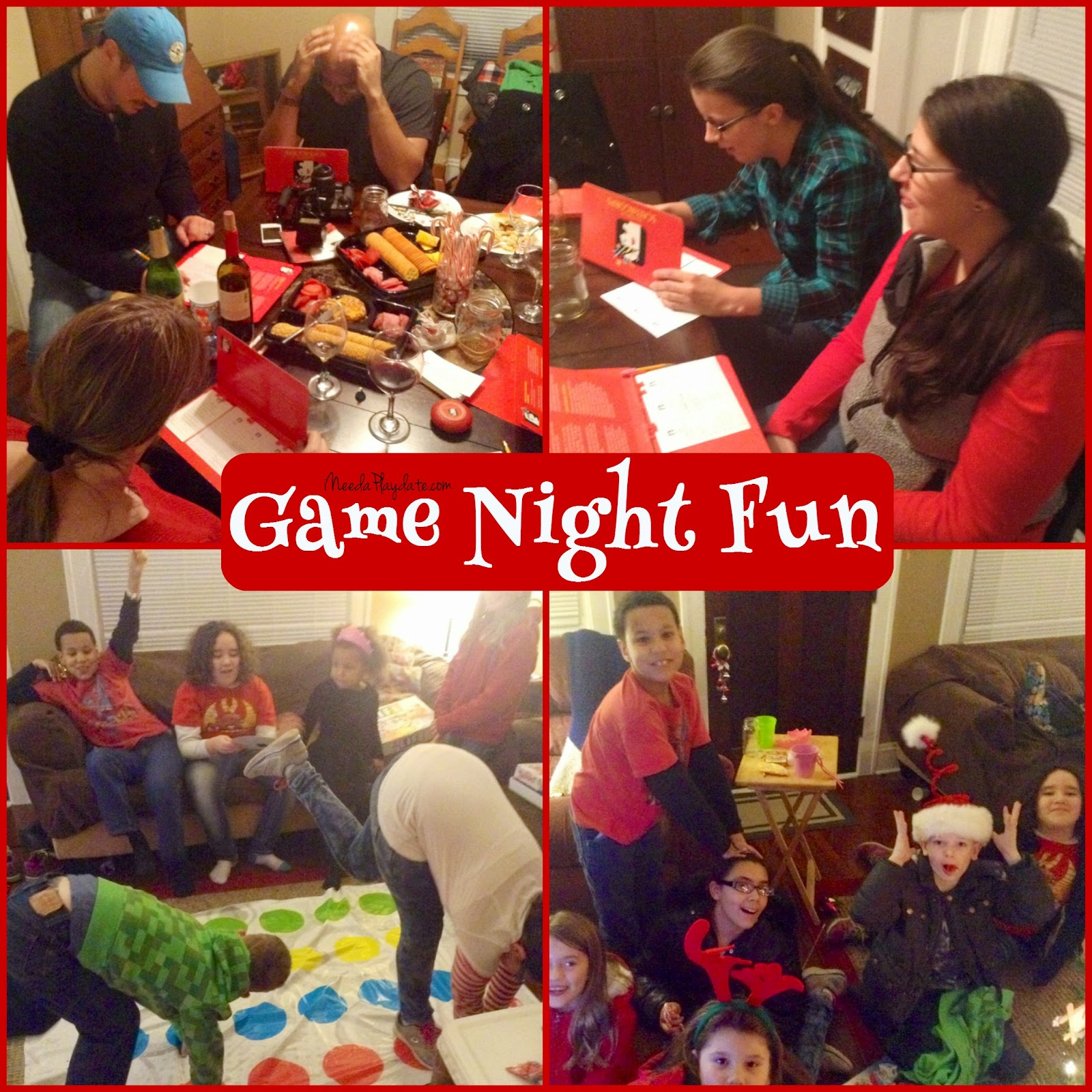 Game Night Fun with HouseParty and iNeedaPlaydate