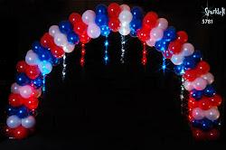 balon dekorasi | balon drop | balon pelepasan | balon