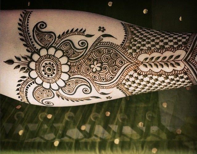 Mehndi Bridal Free Download : Bridal mehndi designs arabic mehandi design pictures