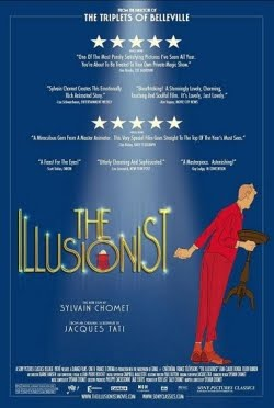 The Illusionist_Original Script – Jacques Tati