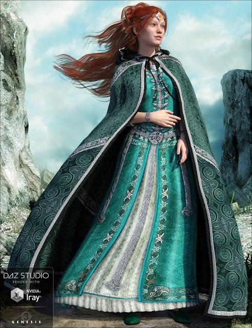 Iray Princesses Part 1 - World