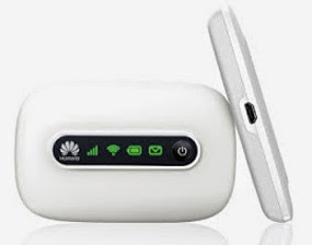 Personal Wifi : bisa dibawa-bawa