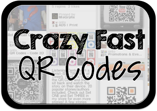 Guest blog post from Kate Peila at Purely Paperless who shares some educational technology tips with Crazy Fast QR Codes.