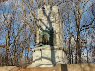 Illinois Monument at Cheatham Hill, Kennesaw Mountain National Battlefield Park