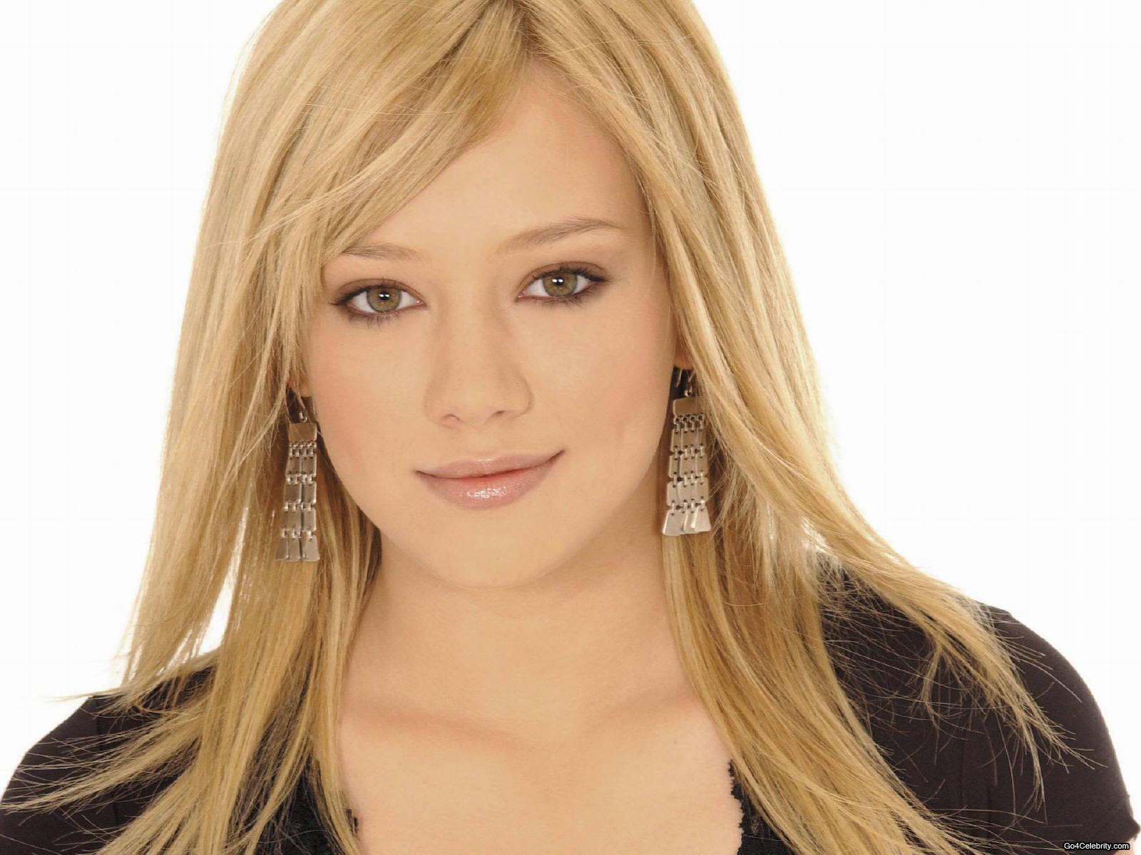White Beauty Hilary Duff