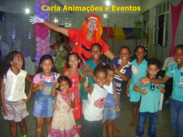 Carla Animações e Eventos